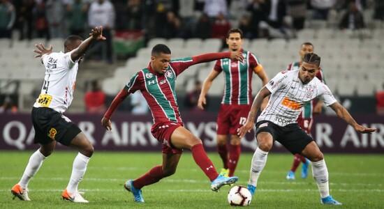 Fluminense x Corinthians  - 22/08/2019