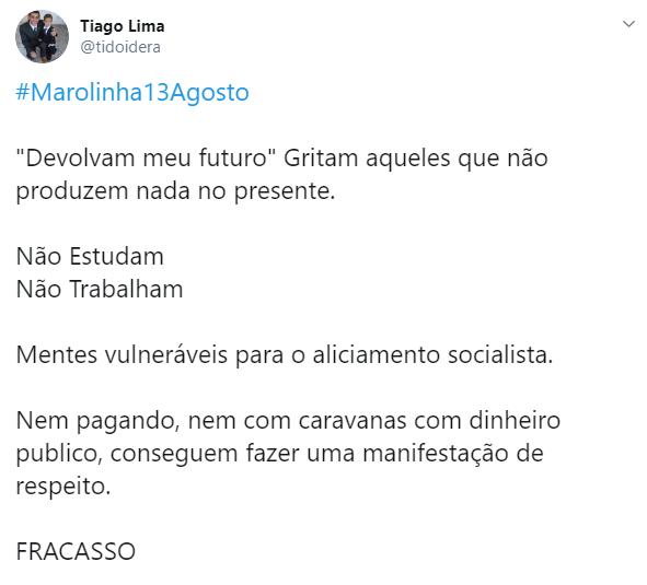 Esquerdistas convocaram protestos pelo Brasil mas a baixa adesão transformou manifestações em piada