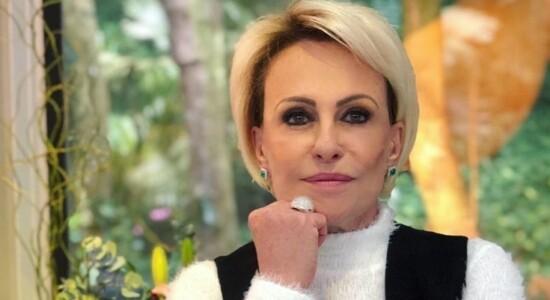 Ana Maria Braga revela que está com câncer no pulmão