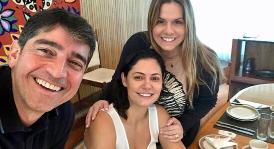 Michelle Bolsonaro recebe visita de pastor Josué Valandro e esposa