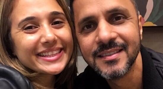 Pastores Danielle Cristina e Cristian Oliveira