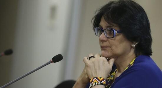 Ministra da Mulher, da Família e dos Direitos Humanos , Damares Alves