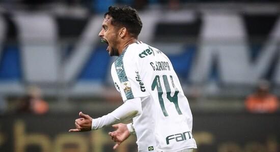 Palmeiras venceu o Grêmio