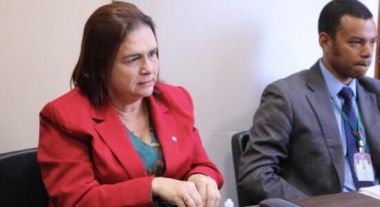 Deputada federal Rosa Neide (PT-MT)