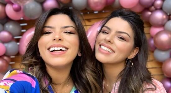 Tamiris e Thais Rodrigues são empresárias e criaram sua marca de roupas