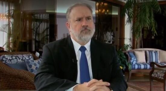 Augusto Aras foi escolhido para a PGR
