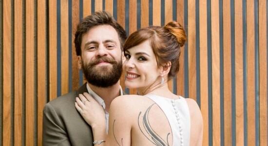 Casamento de Titi Müller e Tomás Bertoni