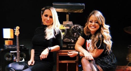Bekah Costa grava canção em parceria com Daniela Araújo