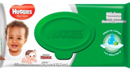 Huggies Max Clean