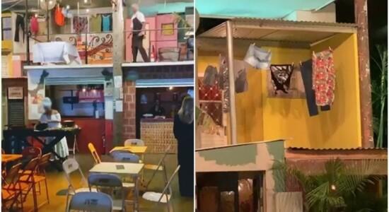 Unimed faz festa com cenário de favela e gera polêmica