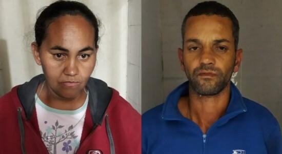 Pais flagrados usando filhos para traficar drogas