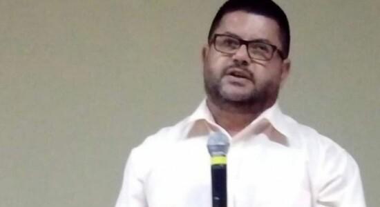 Pastor Nelsinei Badini Alvim tinha 47 anos