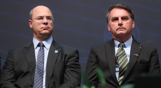 Em evento no Rio, Bolsonaro diz que inimigos dentro do Brasil são os mais terríveis