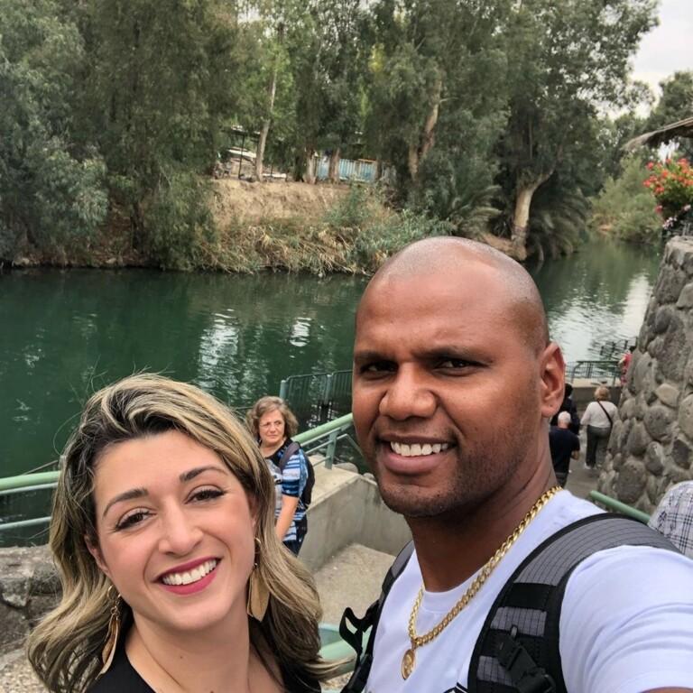 Craques brasileiros turistam por Israel antes de disputa