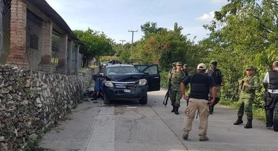 Quinze mortos no México