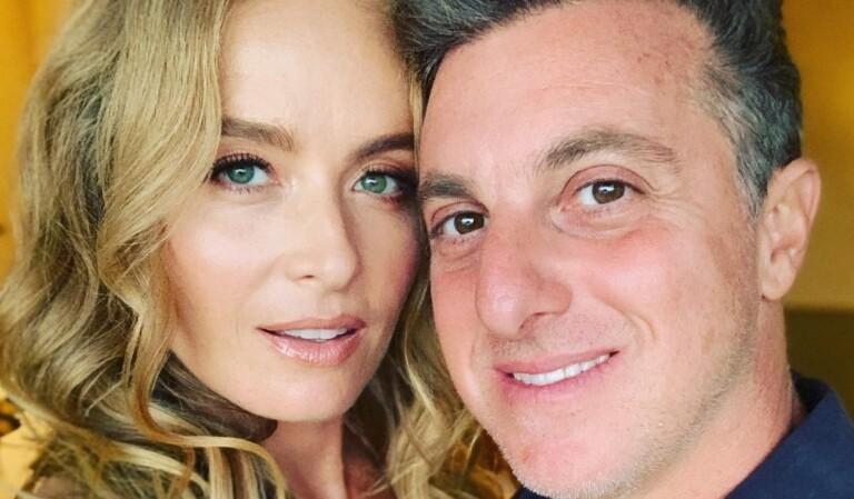 Luciano Huck e Angélica estão casados desde 2004 e tem três filhos