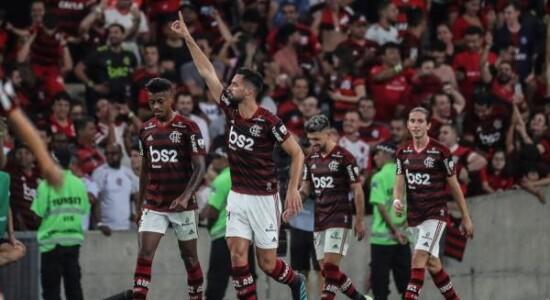 Flamengo vai decidir a Recopa no Maracanã