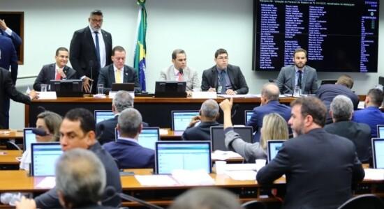 Comissão da Câmara aprova texto-base da reforma da Previdência dos militares