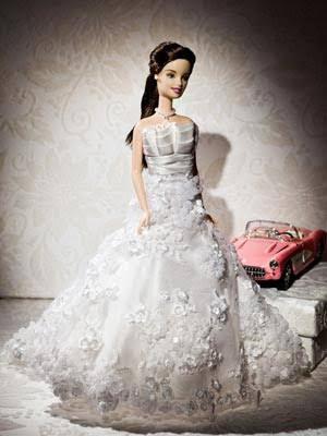 A boneca Barbie está completando 60 anos