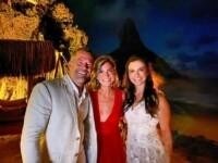 Fotos! Malvino Salvador e Kyra Gracie se casam em Noronha