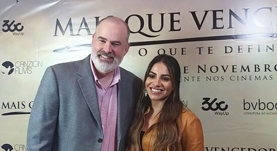 Filme Mais Que Vencedores faz pré-estreia no Rio de Janeiro