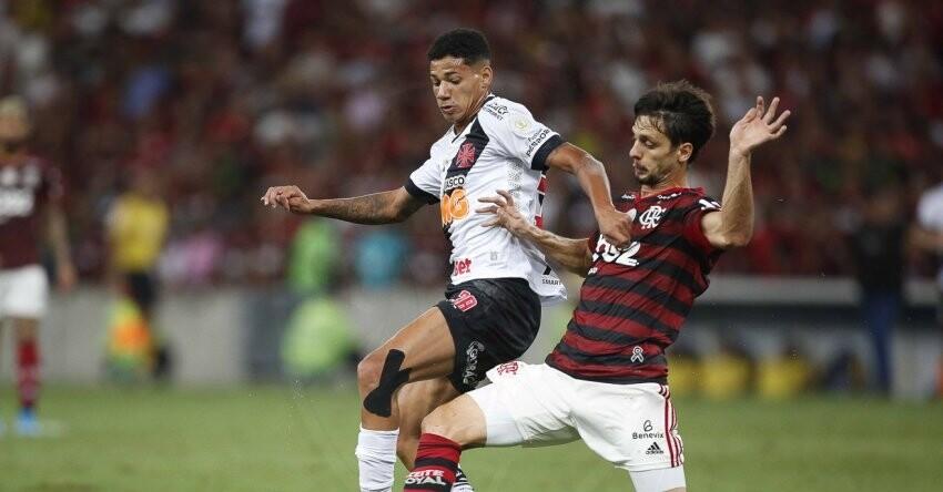 Vasco e Flamengo ficam no empate
