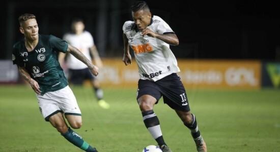 Vasco e Goiás ficam no empate