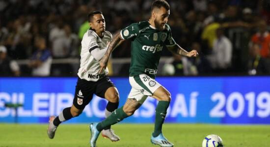 Palmeiras derrota o Vasco