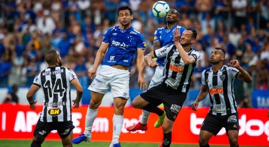 Cruzeiro e Atlético empataram sem gols