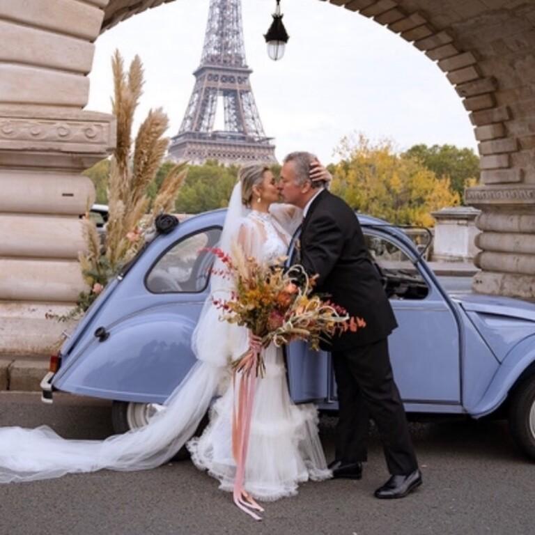 Filho de Susana Vieira se casa em Paris