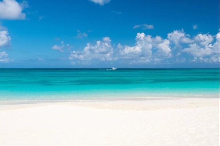 Minhas férias nas ilhas de Turks e Caicos, no Caribe
