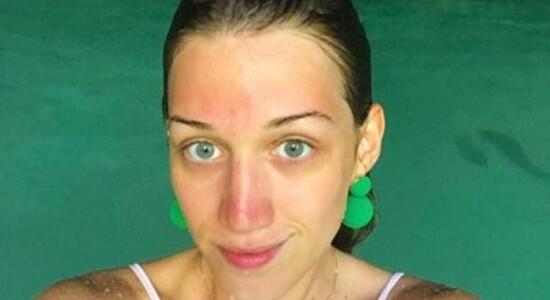 Myra Athayde, namorada de Dario Messer