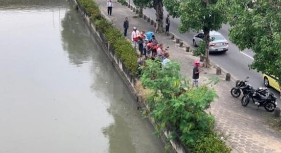 Corpo foi encontrado no Canal do Mangue