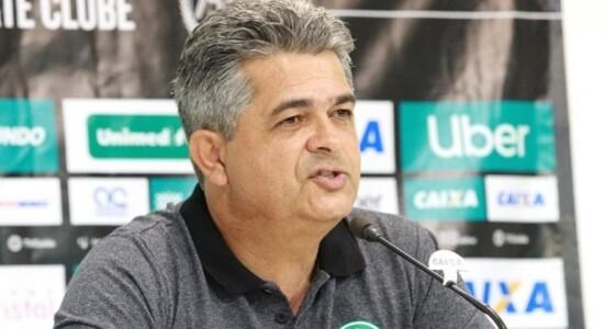 Ney Franco seguirá no Goiás por mais um ano