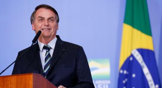 Presidente Jair Bolsonaro passou por exames de rotina