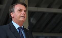 Presidente Jair Bolsonaro disse que o Aliança não usará recursos públicos em 2022