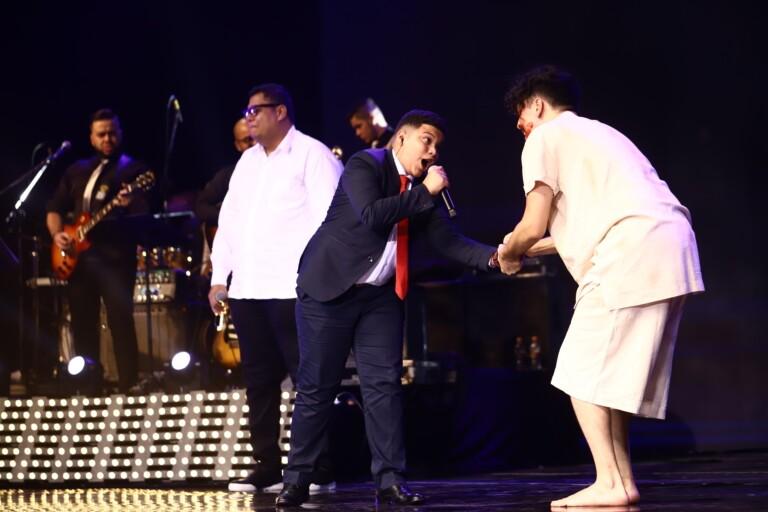 Paulo Neto canta Bom Samaritano