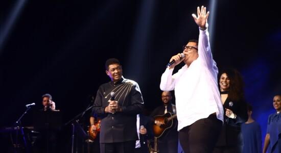Apóstolo Valdemiro Santiago e Anderson Freire