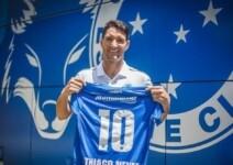 Thiago Neves rescinde com o Cruzeiro