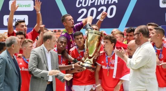 Internacional conquista a Copa São Paulo