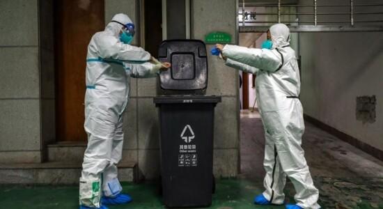 Casos de coronavírus na China já são quase 3 mil