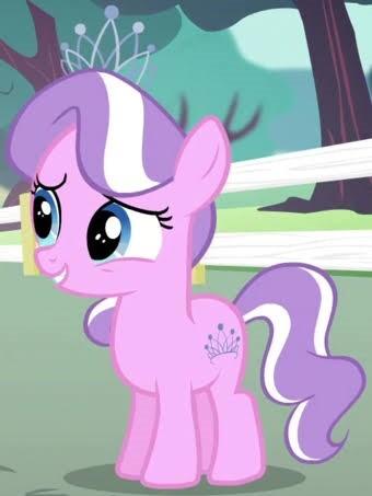 Diamond Tiara My Little Pony