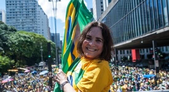 Regina Duarte foi convidada para a Secretaria de Cultura