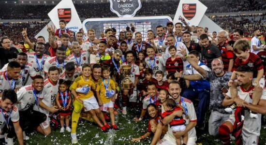 Flamengo não terá seus jogos do Campeonato Carioca transmitidos