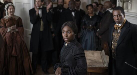 Cena do filme Harriet