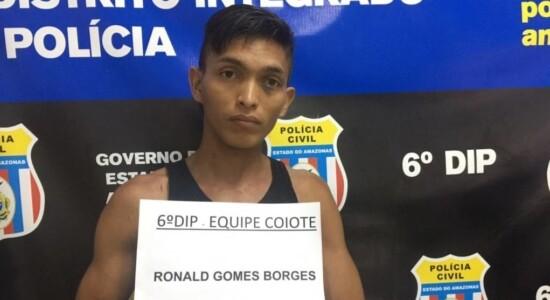 Ronald Gomes Borges