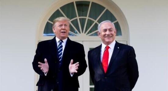 Donald Trump vai anunciar plano de paz Israel-Palestina