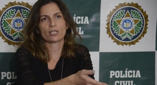 Delegada Bárbara Lomba