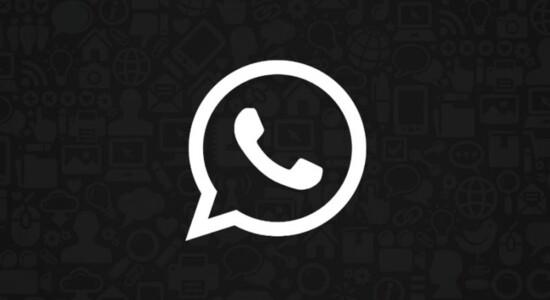 WhatsApp escuro é liberado para testes