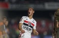 Antony está perto de deixar o São Paulo